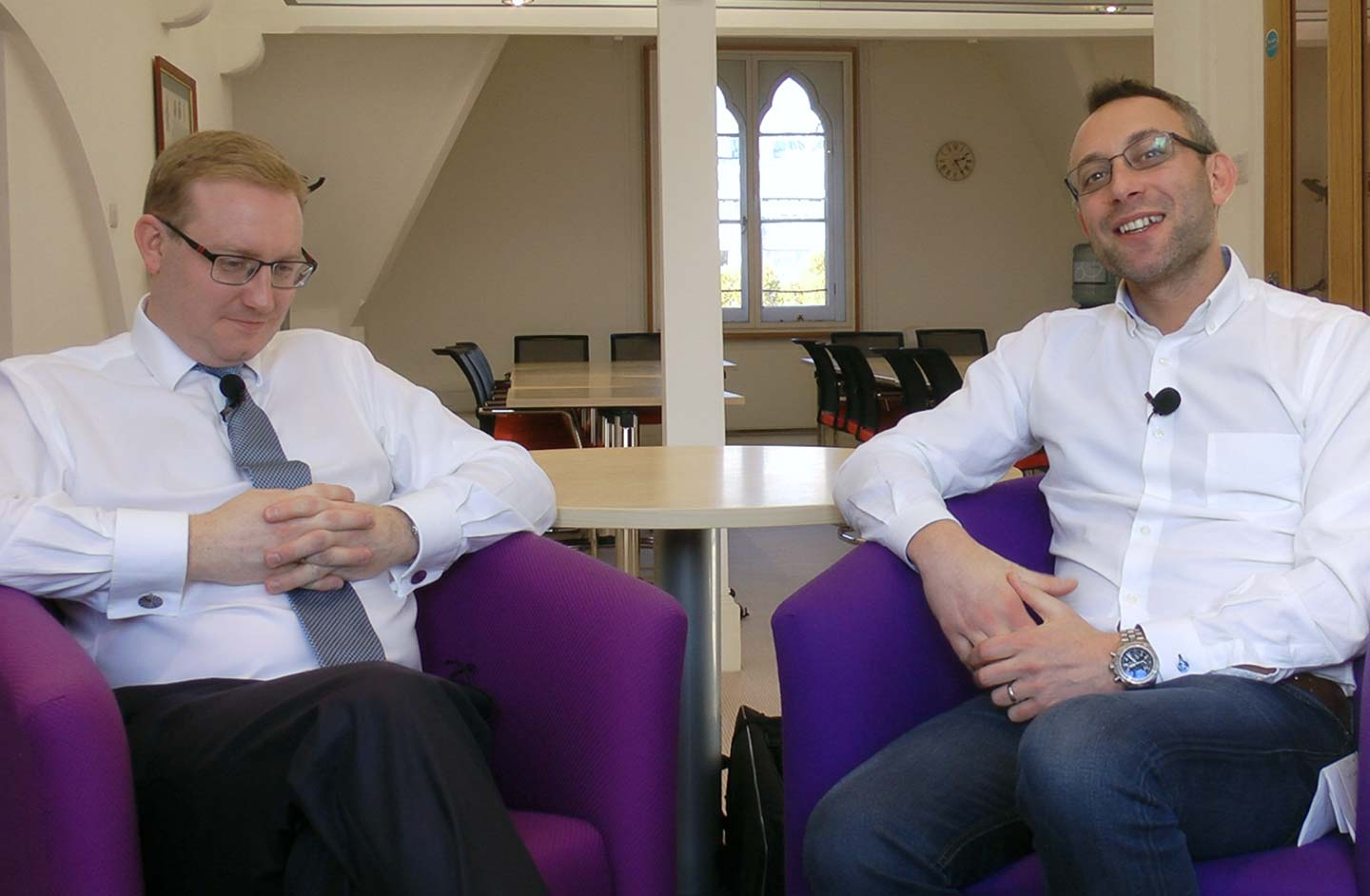 David Cox and James Davis Video Series: Choosing a Letting Agent