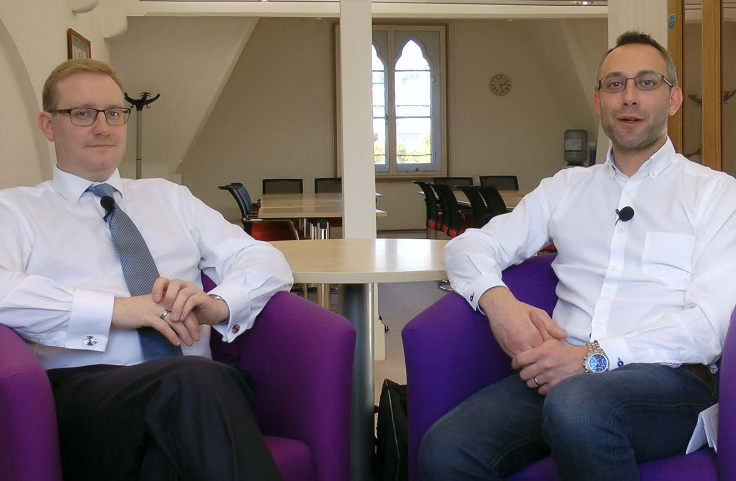 David Cox and James Davis Video Series: Top Tips for Landlords