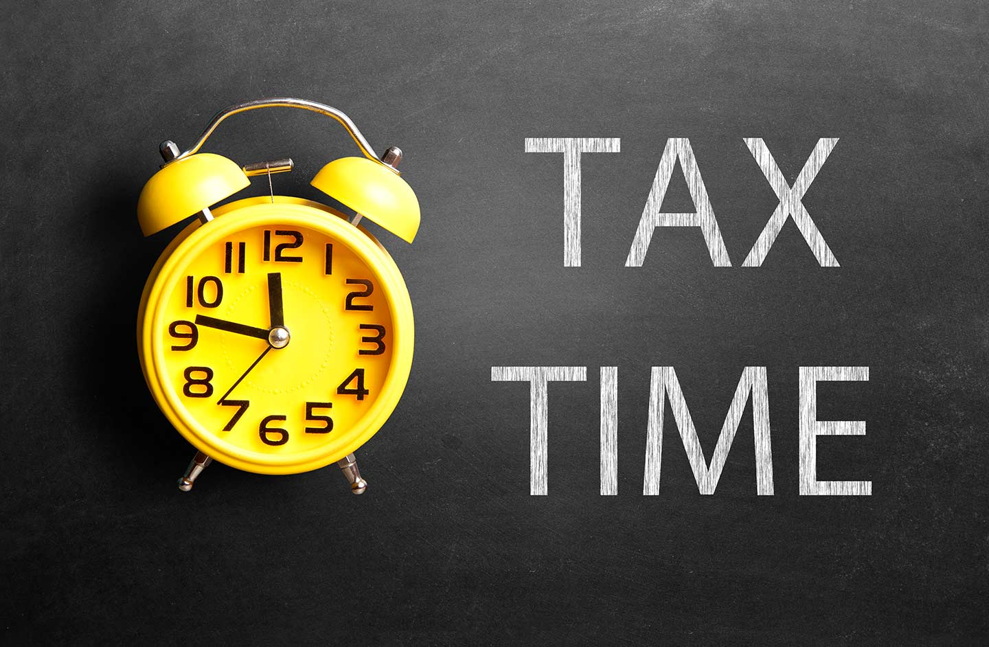 Last-Minute Tax Return? You Don't Need An Accountant